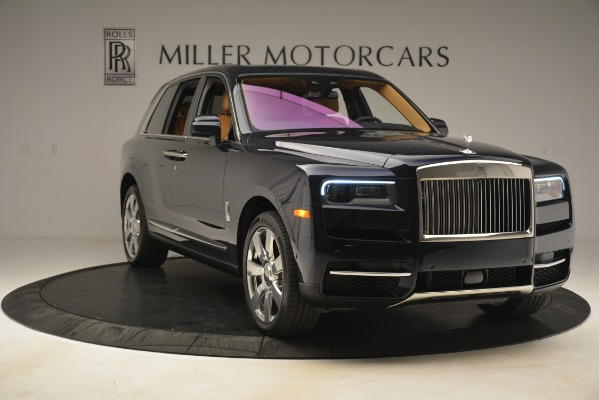 New 2019 Rolls-Royce Cullinan for sale Sold at Pagani of Greenwich in Greenwich CT 06830 14