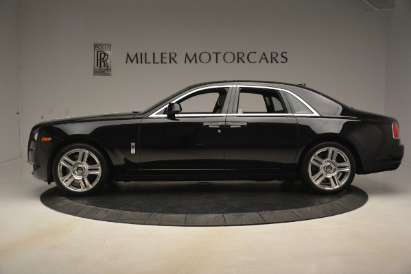 Used 2016 Rolls-Royce Ghost for sale Sold at Pagani of Greenwich in Greenwich CT 06830 4
