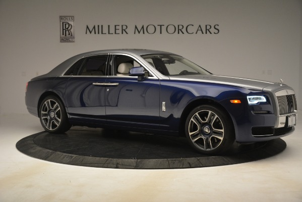 Used 2016 Rolls-Royce Ghost for sale Sold at Pagani of Greenwich in Greenwich CT 06830 10