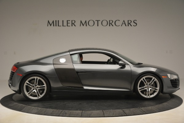 Used 2009 Audi R8 quattro for sale Sold at Pagani of Greenwich in Greenwich CT 06830 10