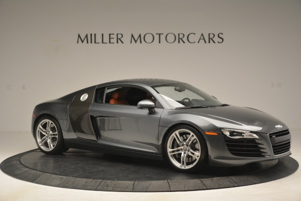 Used 2009 Audi R8 quattro for sale Sold at Pagani of Greenwich in Greenwich CT 06830 11