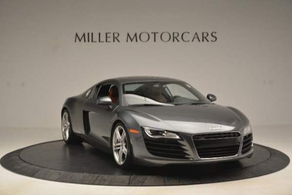 Used 2009 Audi R8 quattro for sale Sold at Pagani of Greenwich in Greenwich CT 06830 12
