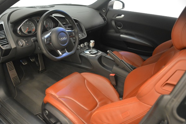 Used 2009 Audi R8 quattro for sale Sold at Pagani of Greenwich in Greenwich CT 06830 13