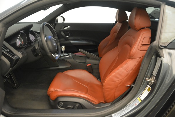Used 2009 Audi R8 quattro for sale Sold at Pagani of Greenwich in Greenwich CT 06830 14