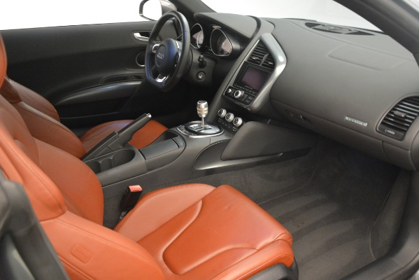 Used 2009 Audi R8 quattro for sale Sold at Pagani of Greenwich in Greenwich CT 06830 16