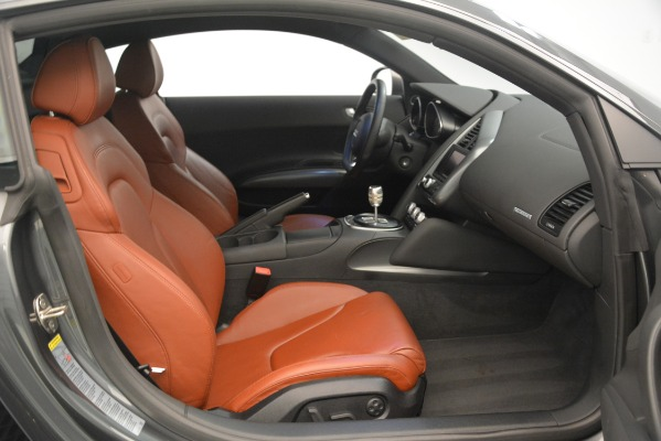 Used 2009 Audi R8 quattro for sale Sold at Pagani of Greenwich in Greenwich CT 06830 17