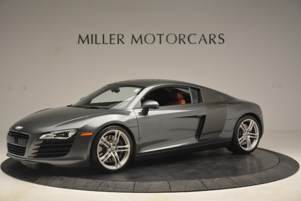 Used 2009 Audi R8 quattro for sale Sold at Pagani of Greenwich in Greenwich CT 06830 2