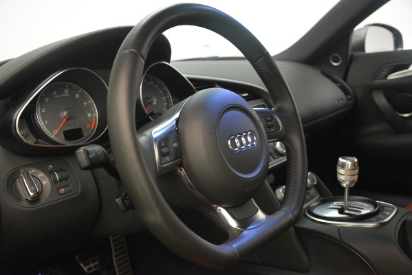 Used 2009 Audi R8 quattro for sale Sold at Pagani of Greenwich in Greenwich CT 06830 20