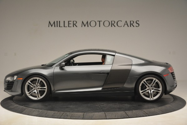 Used 2009 Audi R8 quattro for sale Sold at Pagani of Greenwich in Greenwich CT 06830 3