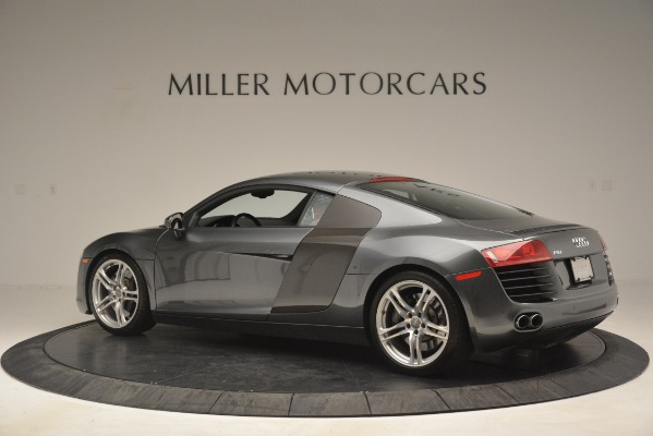 Used 2009 Audi R8 quattro for sale Sold at Pagani of Greenwich in Greenwich CT 06830 4