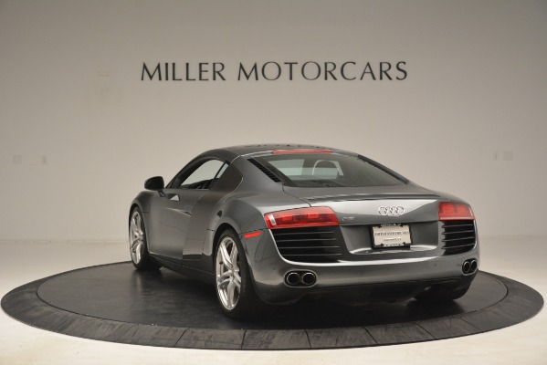 Used 2009 Audi R8 quattro for sale Sold at Pagani of Greenwich in Greenwich CT 06830 5