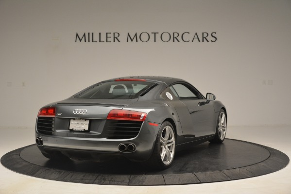 Used 2009 Audi R8 quattro for sale Sold at Pagani of Greenwich in Greenwich CT 06830 6