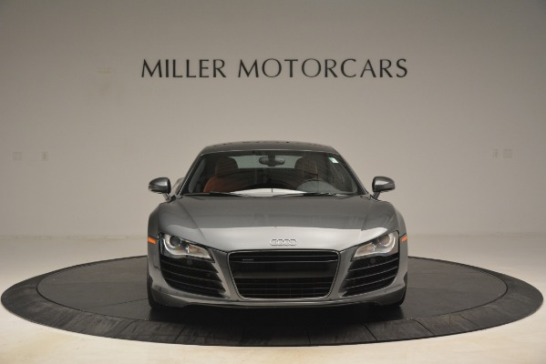 Used 2009 Audi R8 quattro for sale Sold at Pagani of Greenwich in Greenwich CT 06830 7