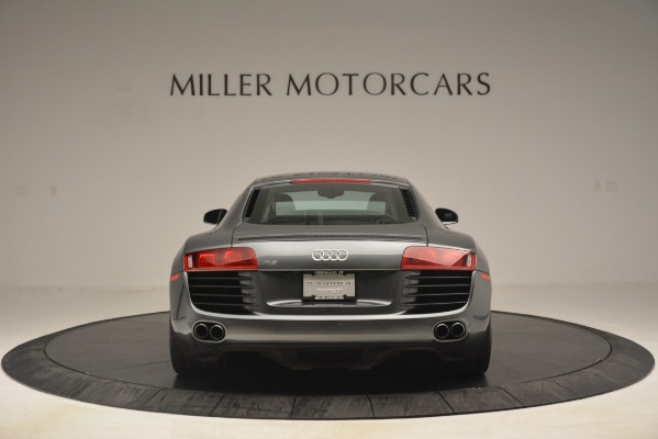 Used 2009 Audi R8 quattro for sale Sold at Pagani of Greenwich in Greenwich CT 06830 8