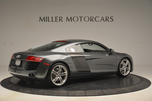 Used 2009 Audi R8 quattro for sale Sold at Pagani of Greenwich in Greenwich CT 06830 9