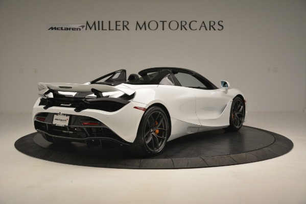 New 2020 McLaren 720S Spider Convertible for sale Sold at Pagani of Greenwich in Greenwich CT 06830 14