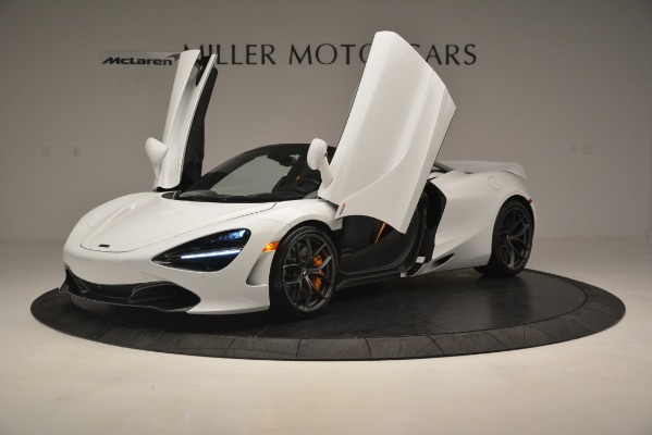 New 2020 McLaren 720S Spider Convertible for sale Sold at Pagani of Greenwich in Greenwich CT 06830 18