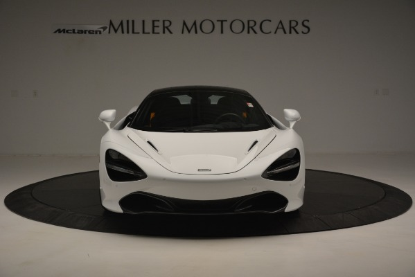 New 2020 McLaren 720S Spider Convertible for sale Sold at Pagani of Greenwich in Greenwich CT 06830 9