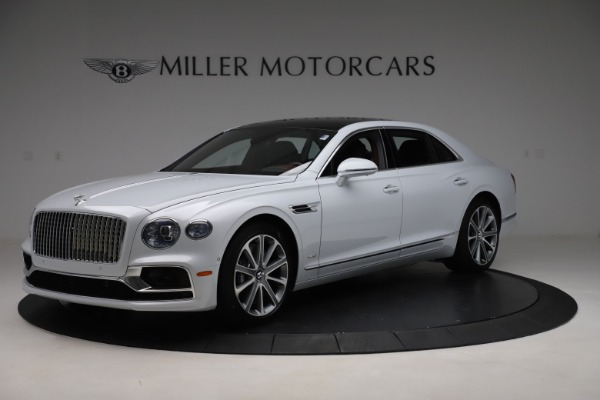 New 2020 Bentley Flying Spur W12 for sale Sold at Pagani of Greenwich in Greenwich CT 06830 2