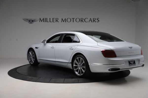 New 2020 Bentley Flying Spur W12 for sale Sold at Pagani of Greenwich in Greenwich CT 06830 5