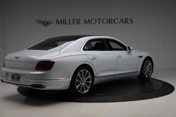 New 2020 Bentley Flying Spur W12 for sale Sold at Pagani of Greenwich in Greenwich CT 06830 8
