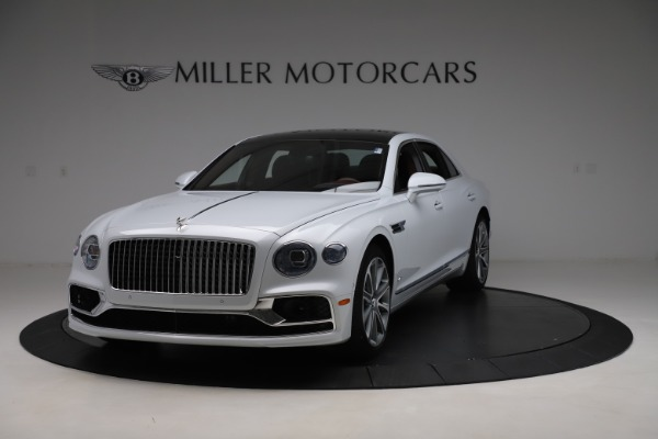 New 2020 Bentley Flying Spur W12 for sale Sold at Pagani of Greenwich in Greenwich CT 06830 1