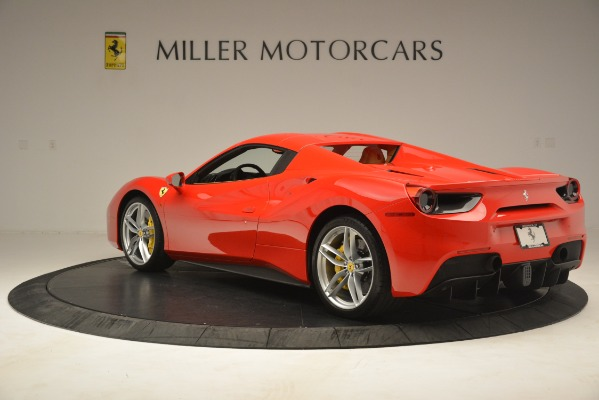 Used 2018 Ferrari 488 Spider for sale Sold at Pagani of Greenwich in Greenwich CT 06830 15