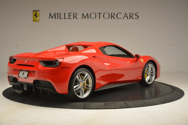 Used 2018 Ferrari 488 Spider for sale Sold at Pagani of Greenwich in Greenwich CT 06830 16