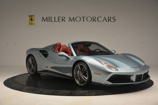 Used 2017 Ferrari 488 Spider for sale Sold at Pagani of Greenwich in Greenwich CT 06830 11