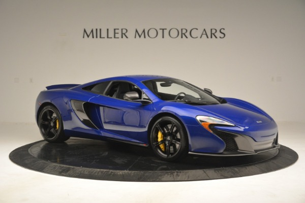 Used 2015 McLaren 650S Coupe for sale $139,900 at Pagani of Greenwich in Greenwich CT 06830 10