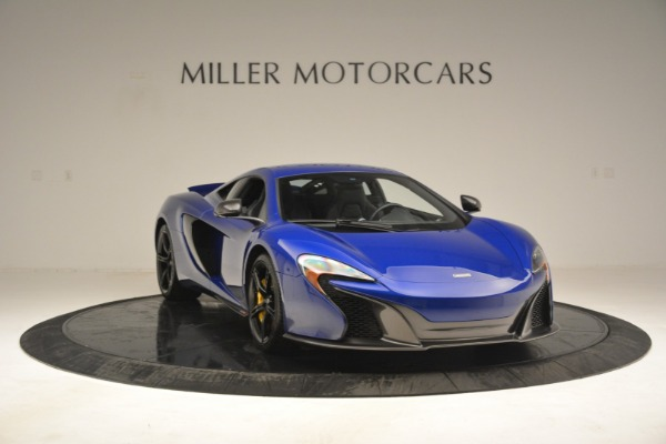 Used 2015 McLaren 650S Coupe for sale $139,900 at Pagani of Greenwich in Greenwich CT 06830 11