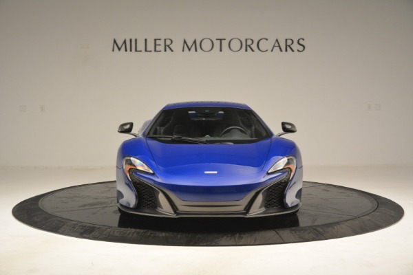 Used 2015 McLaren 650S Coupe for sale $139,900 at Pagani of Greenwich in Greenwich CT 06830 12