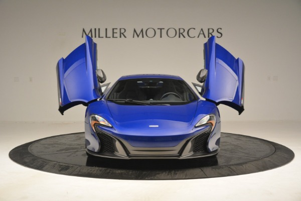 Used 2015 McLaren 650S Coupe for sale $139,900 at Pagani of Greenwich in Greenwich CT 06830 13