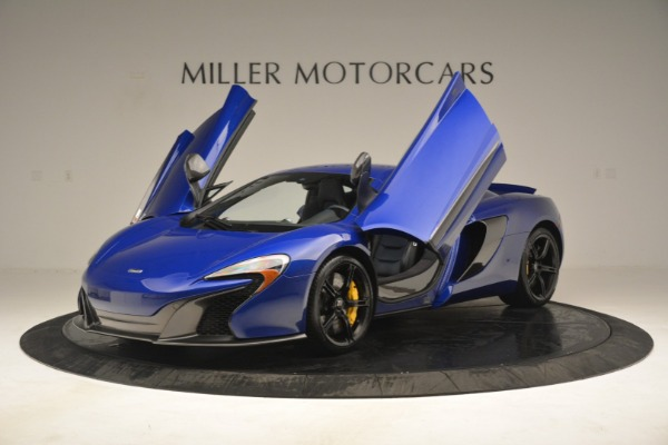 Used 2015 McLaren 650S Coupe for sale $139,900 at Pagani of Greenwich in Greenwich CT 06830 14