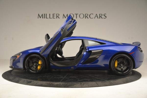 Used 2015 McLaren 650S Coupe for sale $139,900 at Pagani of Greenwich in Greenwich CT 06830 15