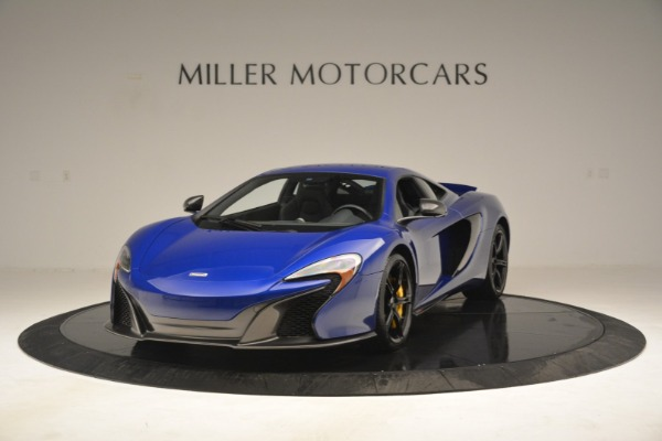 Used 2015 McLaren 650S Coupe for sale $139,900 at Pagani of Greenwich in Greenwich CT 06830 2