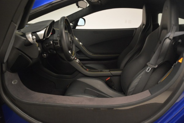 Used 2015 McLaren 650S for sale Sold at Pagani of Greenwich in Greenwich CT 06830 22