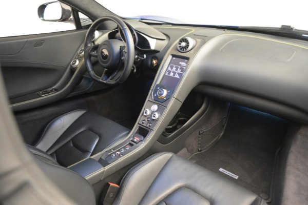 Used 2015 McLaren 650S Coupe for sale $139,900 at Pagani of Greenwich in Greenwich CT 06830 24