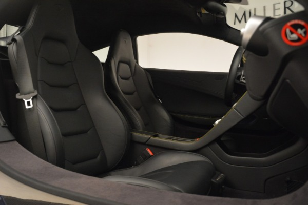 Used 2015 McLaren 650S Coupe for sale $139,900 at Pagani of Greenwich in Greenwich CT 06830 26