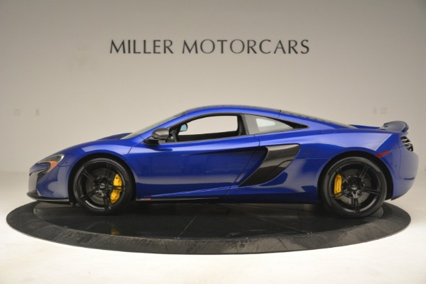 Used 2015 McLaren 650S Coupe for sale $139,900 at Pagani of Greenwich in Greenwich CT 06830 3