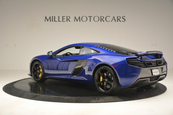 Used 2015 McLaren 650S Coupe for sale $139,900 at Pagani of Greenwich in Greenwich CT 06830 4