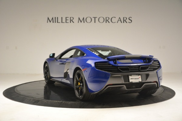 Used 2015 McLaren 650S Coupe for sale $139,900 at Pagani of Greenwich in Greenwich CT 06830 5