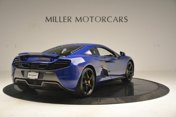Used 2015 McLaren 650S Coupe for sale $139,900 at Pagani of Greenwich in Greenwich CT 06830 7