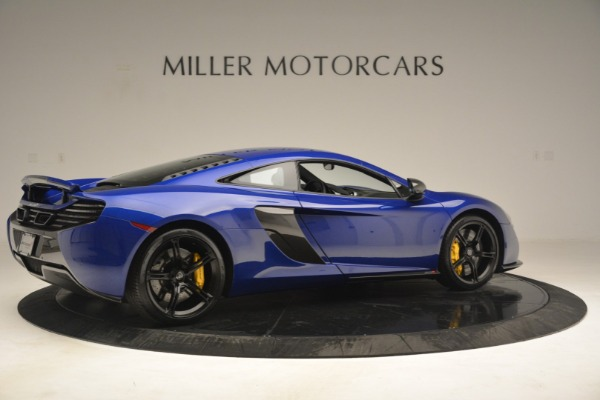 Used 2015 McLaren 650S Coupe for sale $139,900 at Pagani of Greenwich in Greenwich CT 06830 8