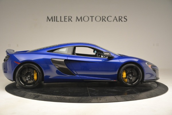 Used 2015 McLaren 650S Coupe for sale $139,900 at Pagani of Greenwich in Greenwich CT 06830 9
