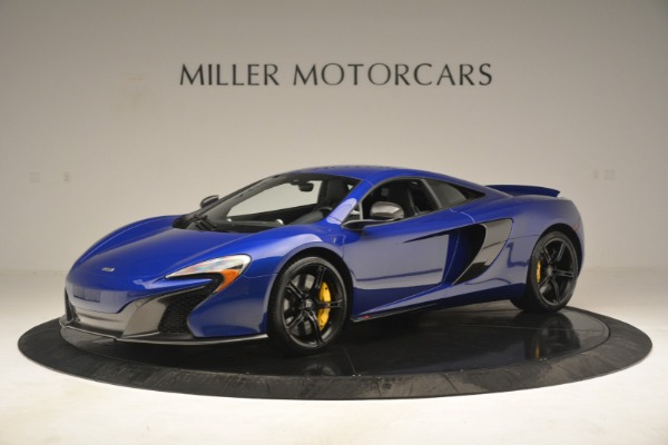 Used 2015 McLaren 650S for sale Sold at Pagani of Greenwich in Greenwich CT 06830 1