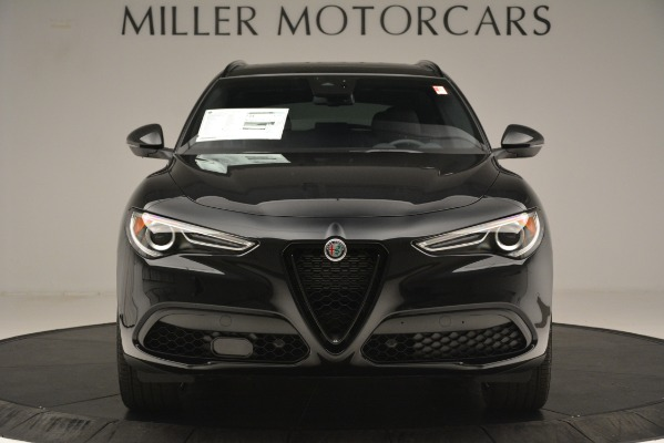 New 2019 Alfa Romeo Stelvio Ti Sport Q4 for sale Sold at Pagani of Greenwich in Greenwich CT 06830 12