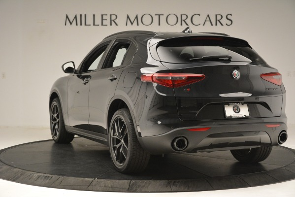 New 2019 Alfa Romeo Stelvio Ti Sport Q4 for sale Sold at Pagani of Greenwich in Greenwich CT 06830 5