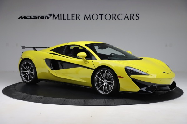 New 2019 McLaren 570S SPIDER Convertible for sale $227,660 at Pagani of Greenwich in Greenwich CT 06830 15