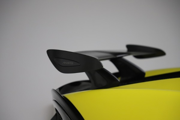 New 2019 McLaren 570S SPIDER Convertible for sale $227,660 at Pagani of Greenwich in Greenwich CT 06830 23